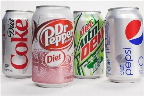 The Negative Health Effects of Drinking Diet Soda