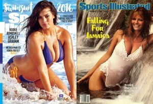 Ashley Graham and Cheryl Tiegs
